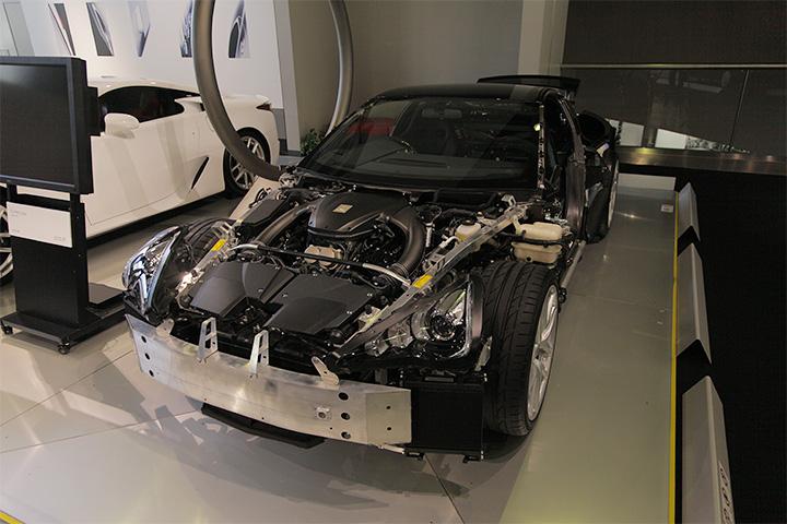 レクサス LFA(プロトタイプ)