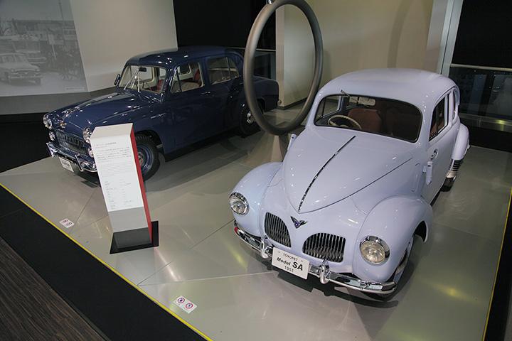 トヨペット SA型 1951