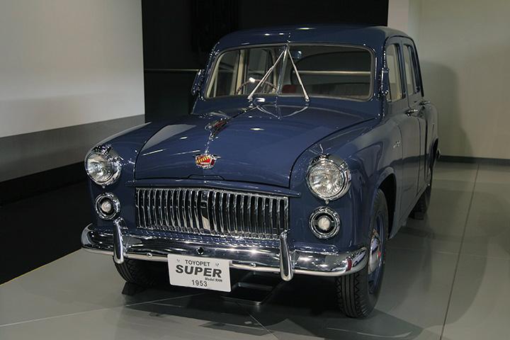 トヨペット SUPER RHN型 1953