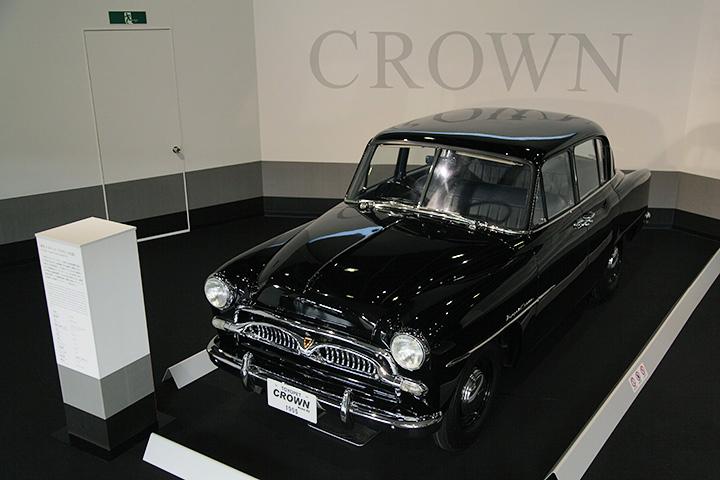 初代トヨペット クラウン RS型 1955