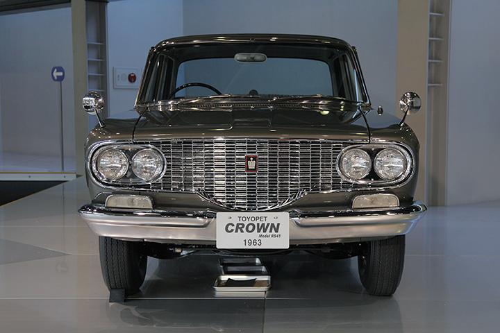 2代目トヨペット クラウン RS41型 1963