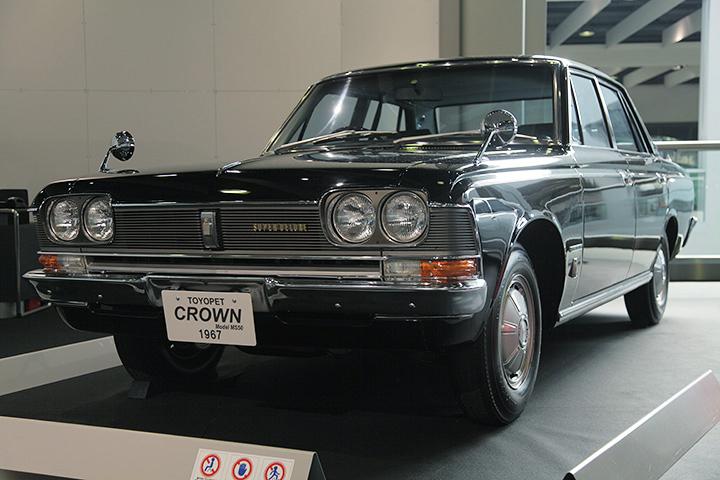 3代目トヨペット クラウン MS50型 1967