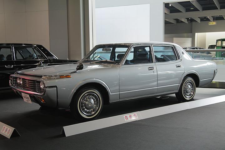 4代目トヨタ クラウン MS60型 1972