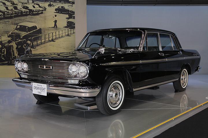 トヨタ クラウンエイト VG10型 1964