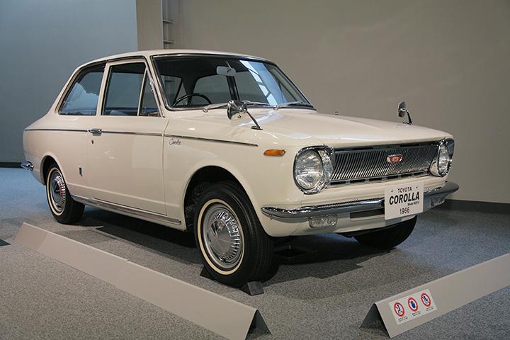 トヨタ カローラ KE10型 1966