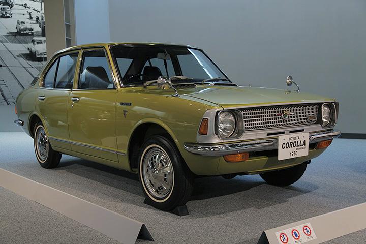 トヨタ カローラ TE20型 1970