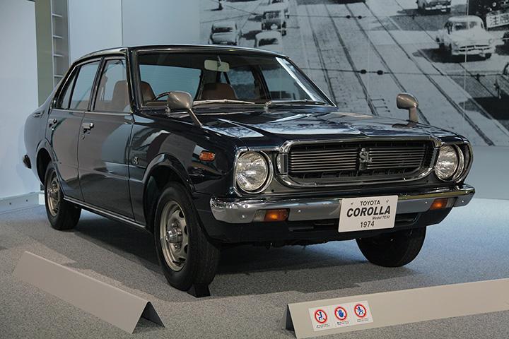トヨタ カローラ TE30型 1974