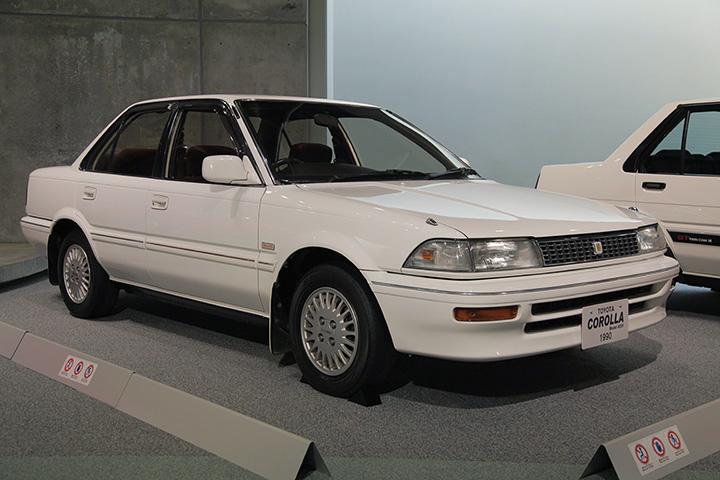 トヨタ カローラ AE91型 1990