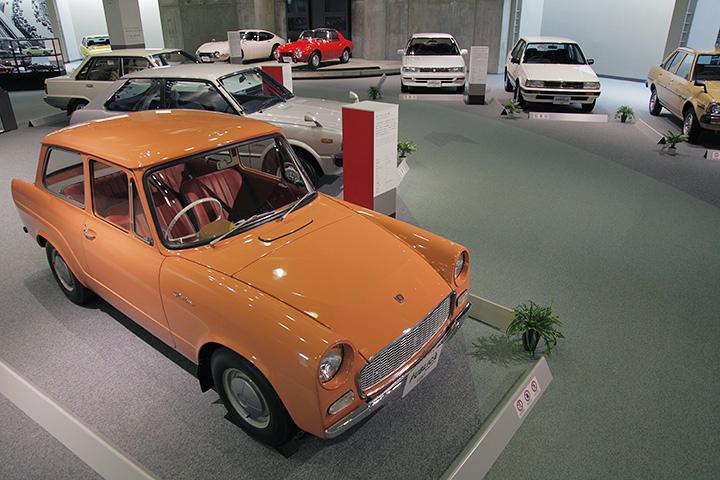 パブリカ UP型 1961