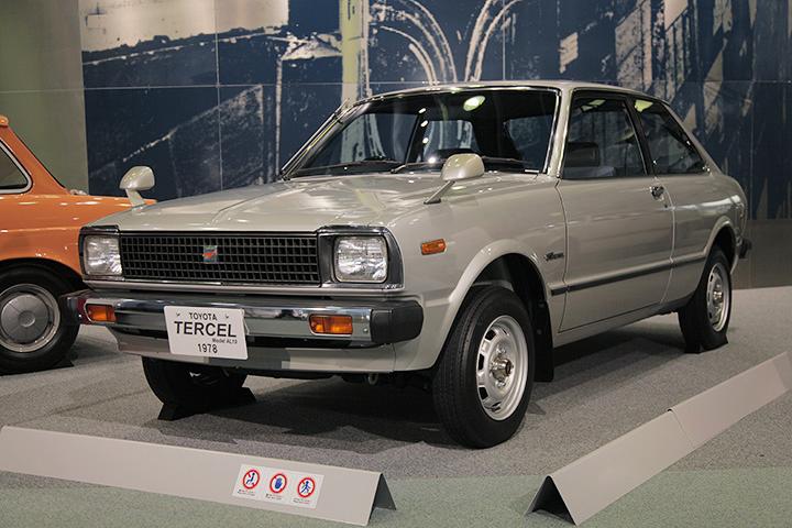 トヨタ ターセル AL10型 1978