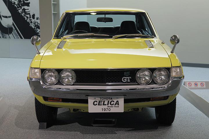 初代トヨタ セリカ TA22型 1970