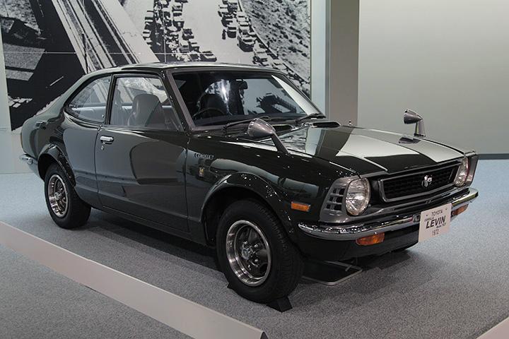 トヨタ カローラ レビン  TE27型 1972