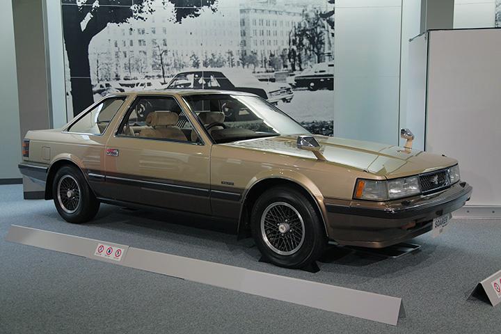 トヨタ ソアラ E-MZ11型 1981