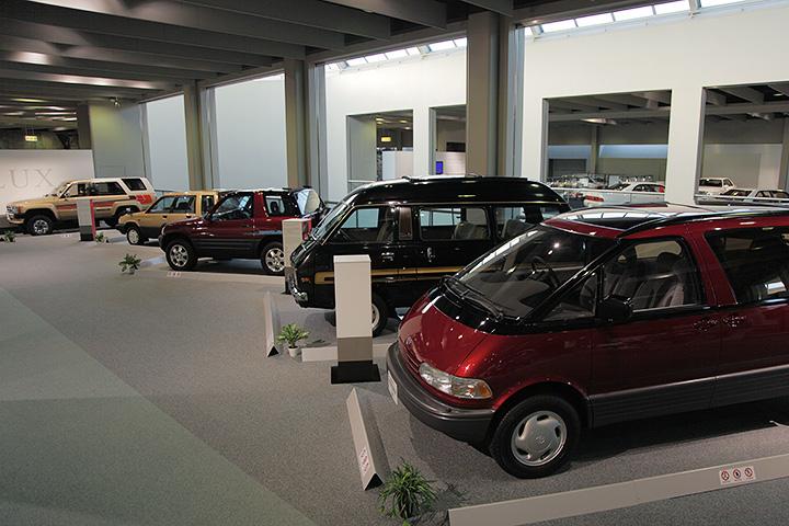 ゾーン4 ライフスタイルと車の多様化