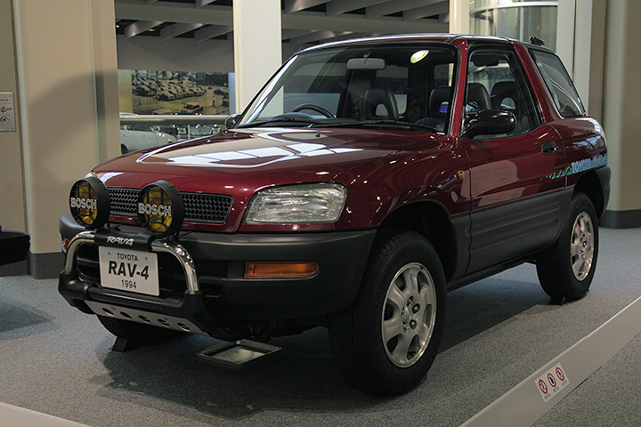 トヨタ RAV-4 1994