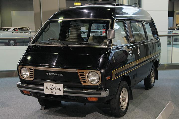 トヨタ タウンエース 1979