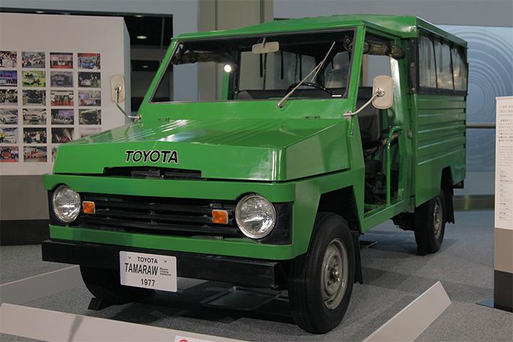 トヨタ タマラオ 1977