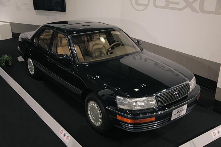 レクサス LS400 1991