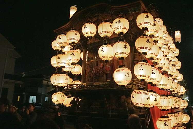 常滑神明社・常石神社春の例祭