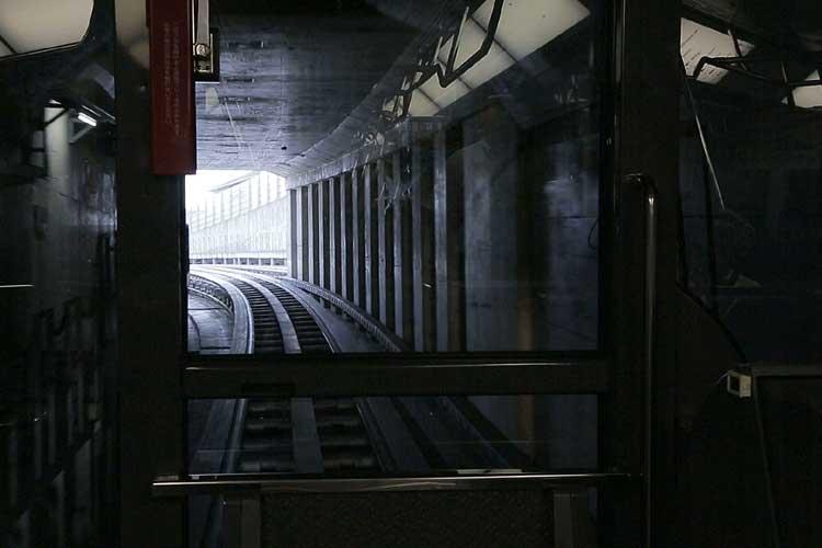 藤が丘駅~はなみずき通駅までは地下を走行