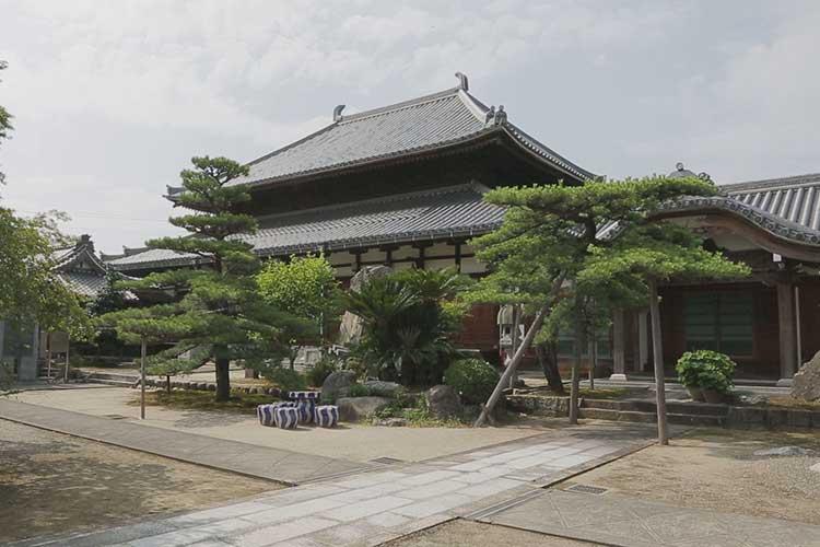 興禅寺-梶原景時菩提寺
