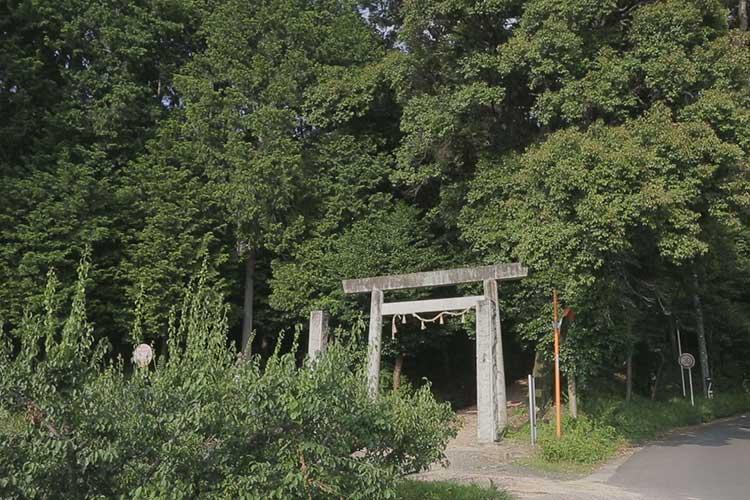内久保砦跡