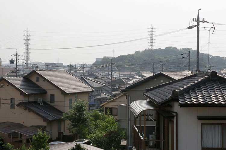 岩崎山砦を見る
