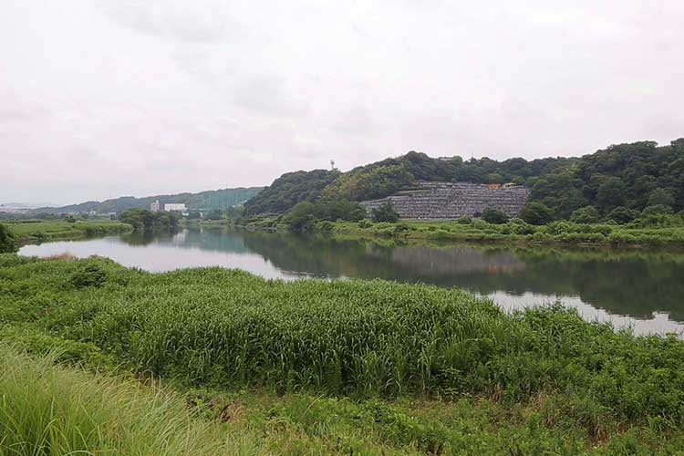庄内川と竜泉寺