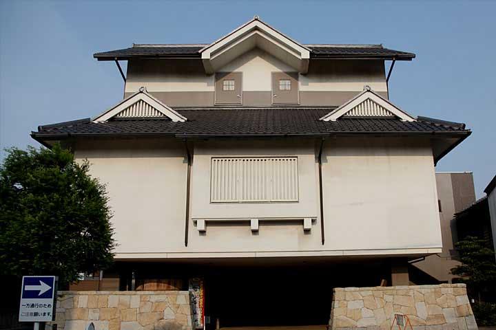 羽島市歴史民俗資料館(竹ヶ鼻城跡)