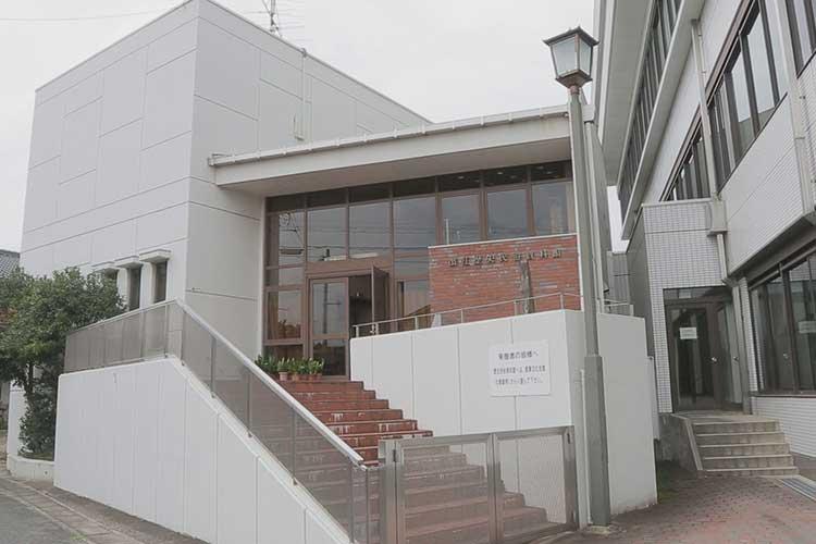 蟹江町歴史民俗資料館(産業文化会館内)