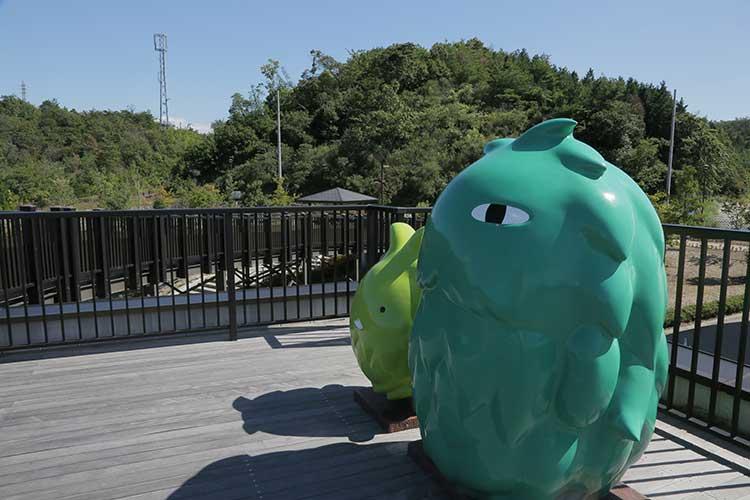 瀬戸万博記念公園と海上の森