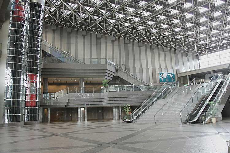 ESDユネスコ世界会議会場