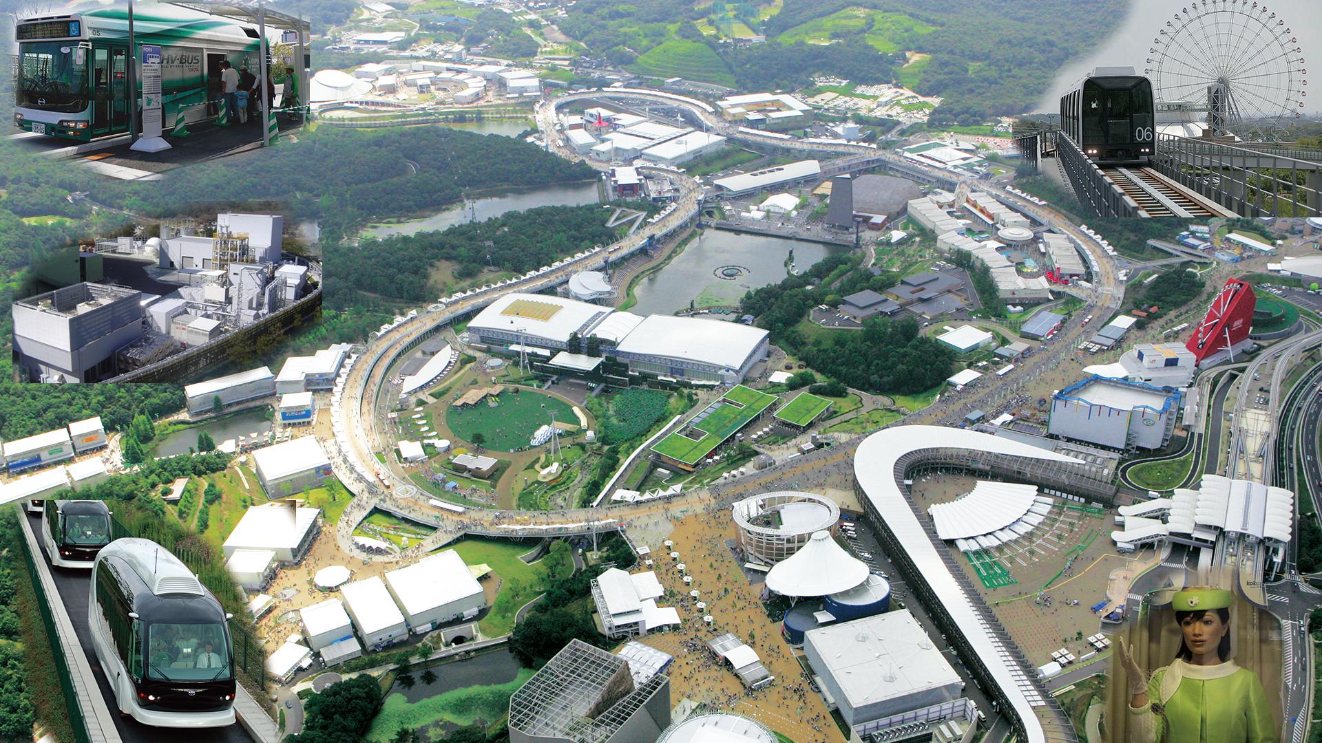 未来につながるECO技術-愛知県観光コンベンション課提供