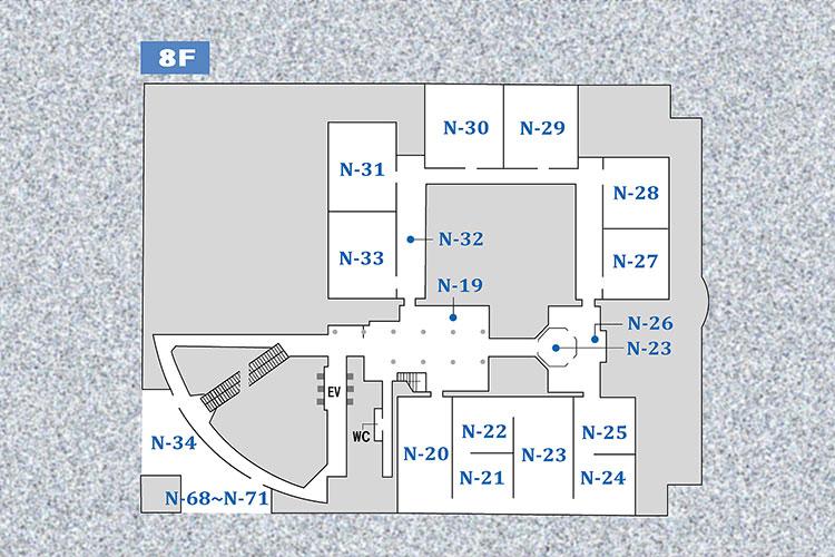 8F Map