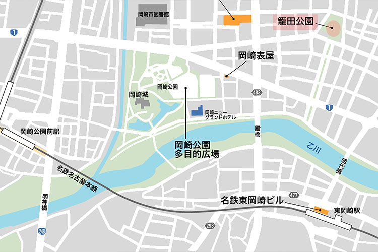 O-03 ジョアン・モデ </br>籠田公園