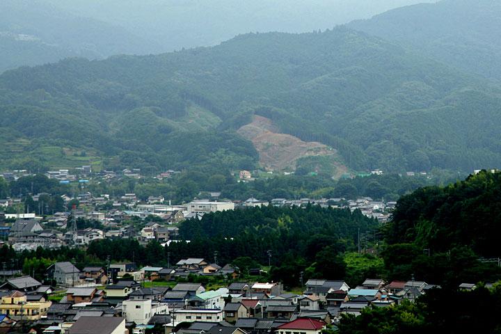鳶ヶ巣山と長篠城址