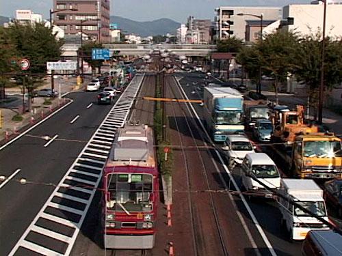 国道1号線 2007年撮影