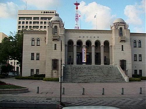 市役所・公会堂 2007年撮影
