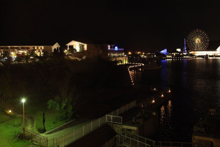 ラグーナ 蒲郡夜景