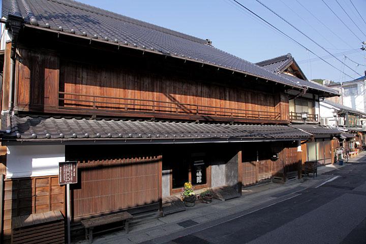 旅籠「三嶋屋」