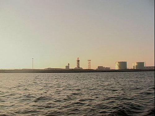 富具崎漁港へ