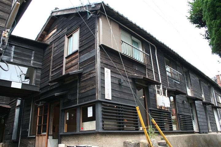 名古屋芸術大学の陶芸工房
