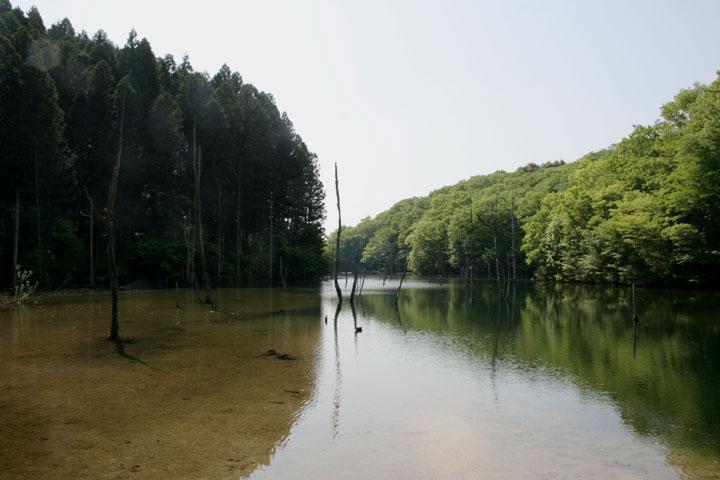 篠田砂防池
