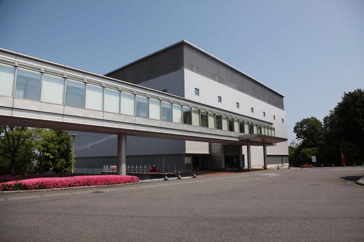 トヨタ博物館玄関