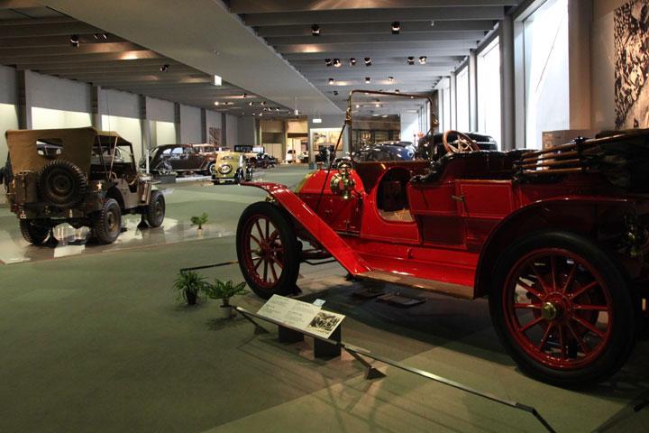 速さと力にロマンを競った車(1910年~1930年代)