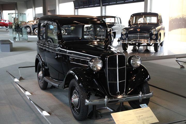 ダットサン 16型セダン(1937年・日本)