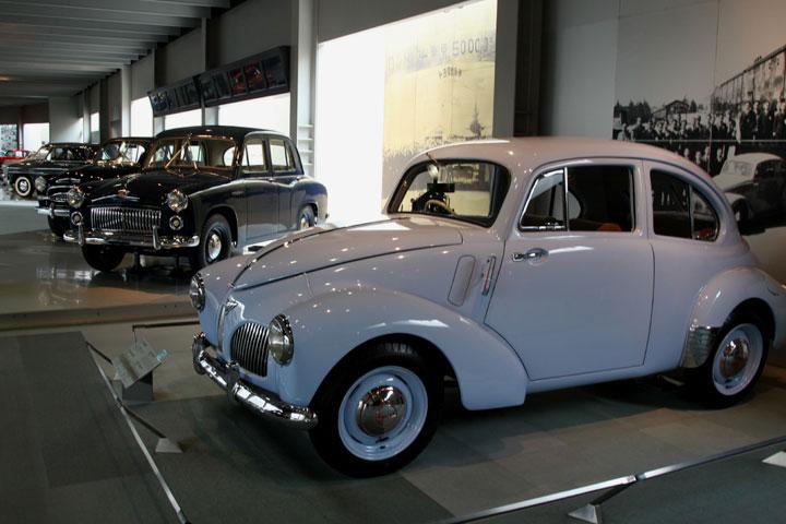 トヨペット SA型乗用車(1951年・日本)