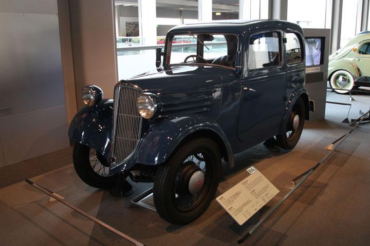 筑波号 東京自動車製造株式会社製(1935年・日本)