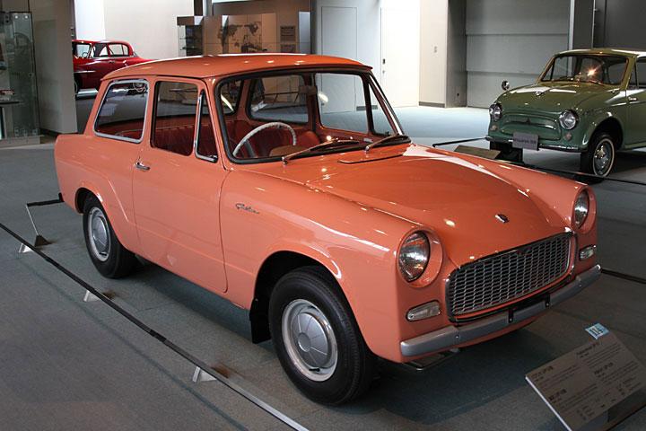 パブリカUP10型(1961年・日本)