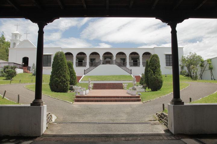 ペルー 大農園領主の家